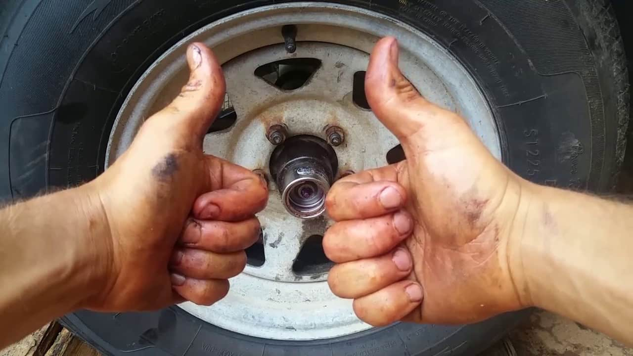 Cost To Pack Wheel Bearings On A Trailer