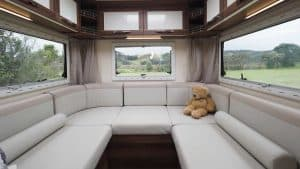 Is It Legal To Sleep In An RV While Driving
