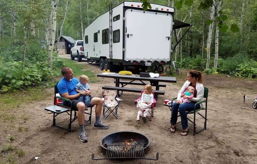 Is it Legal to Live in an RV With a Child? All the State Laws