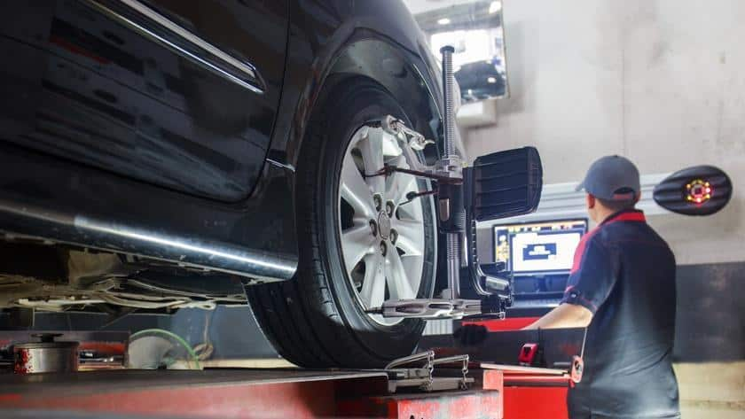 It's Time To Align The Tires