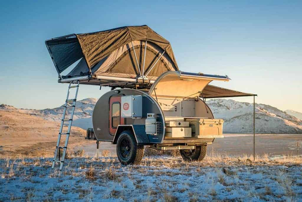 Topo Series Escapod Off-Road Travel Trailer