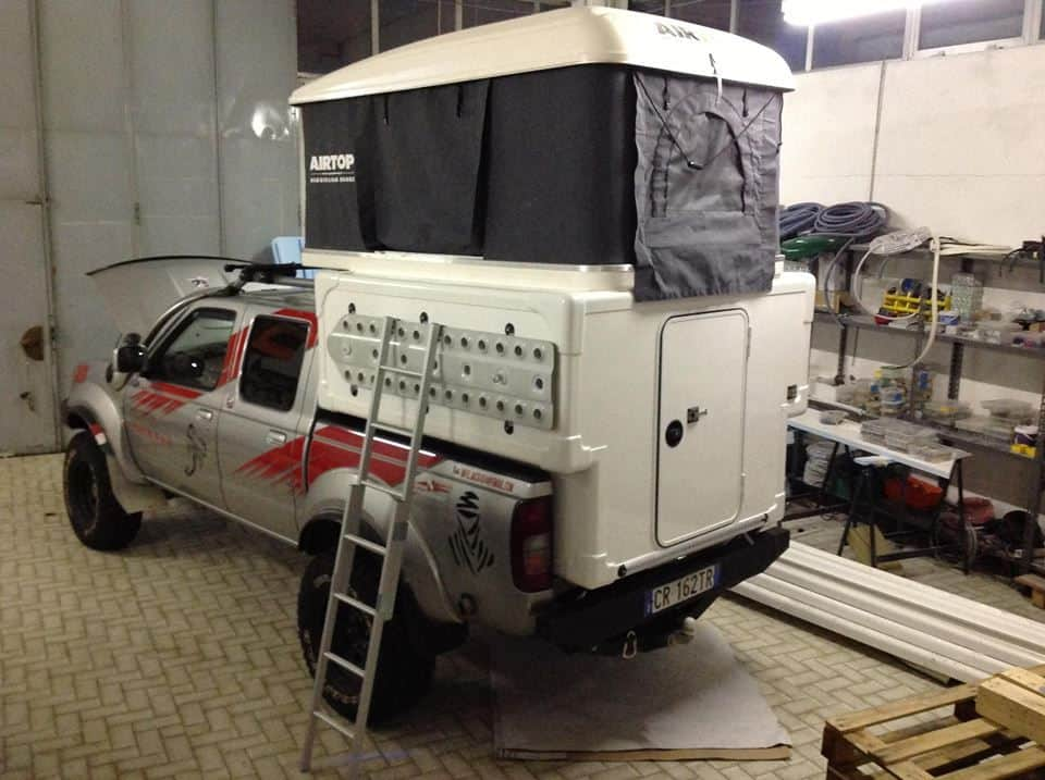 Truck Campers Come With Bunkbeds