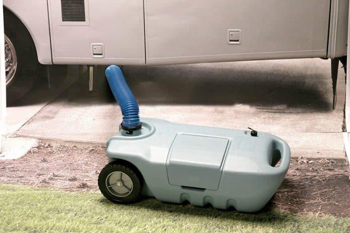 How Often To Dump RV Black Water Tank