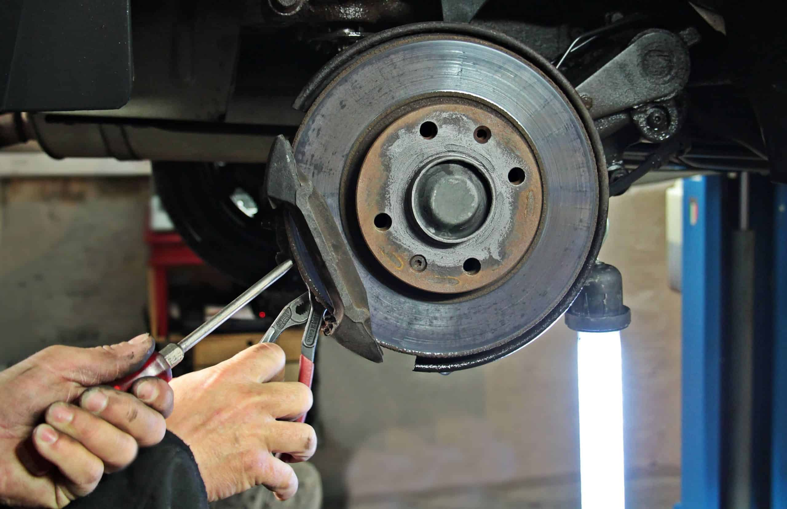 proportional braking system