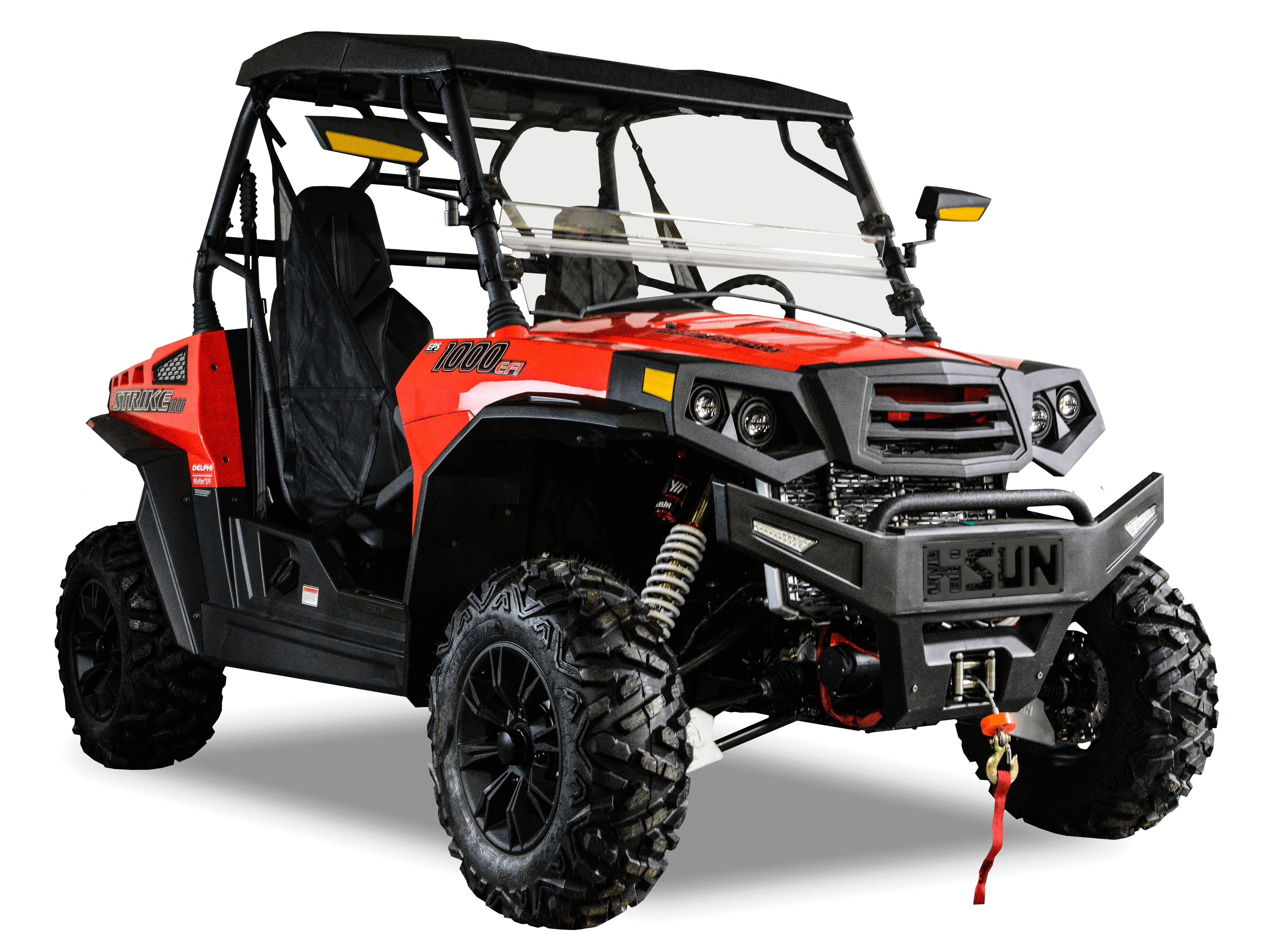 A Look Into Hisun Side-By-Side Powersport Vehicles