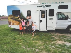 Can You Rent an RV for a Week