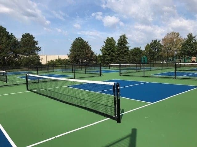 Can You Understand An Acre With Tennis Courts In Mind?