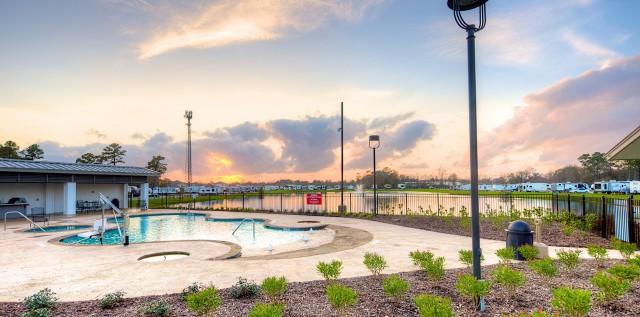 Cedar Grove Park RV Resort