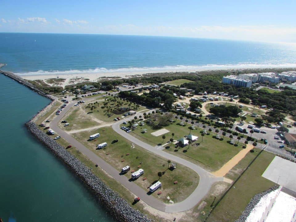 Jetty Park Campground (Cape Canaveral)