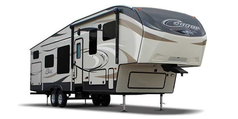 Keystone Cougar Fifth Wheel RV