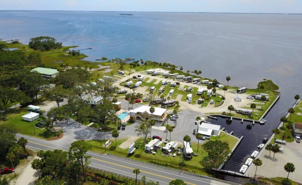 Presnell's Bayside Marina and RV Resort