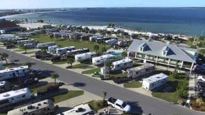 RV Parks in Pensacola Beach FL
