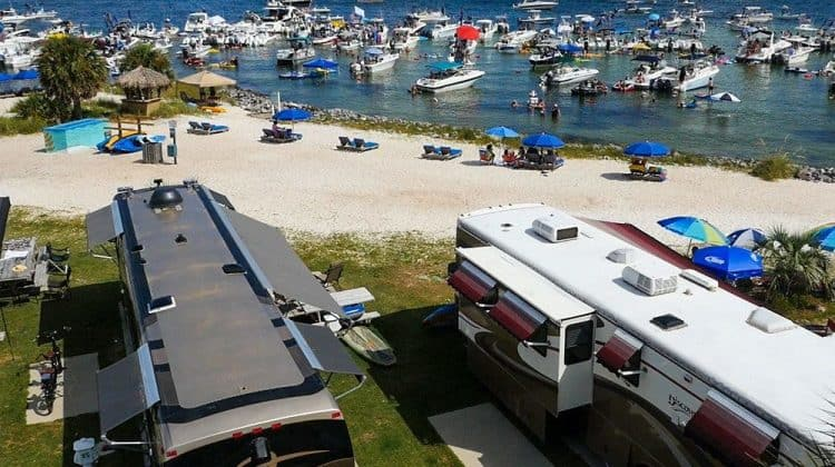 RV Parks in Pensacola FL
