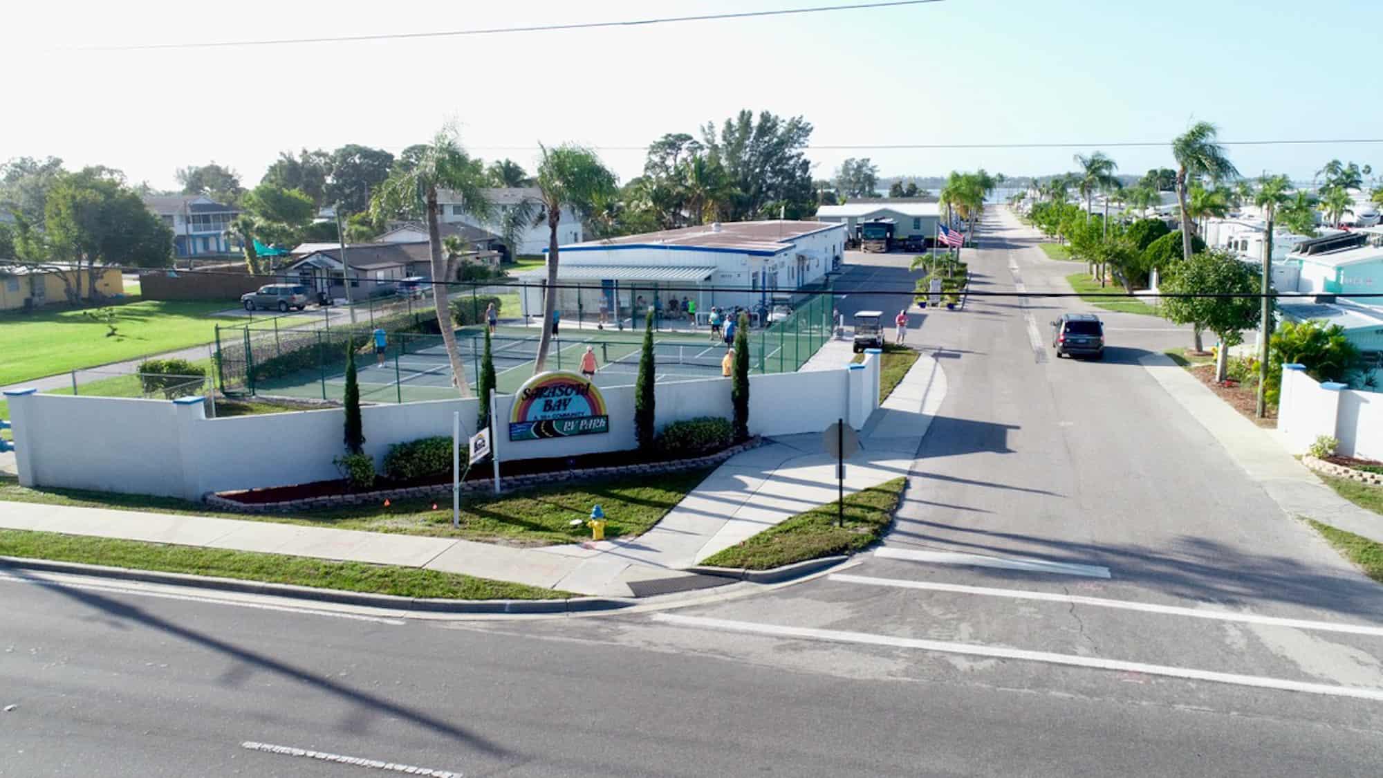 Sarasota Bay RV Park