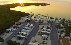 RV Parks in Key Largo FL