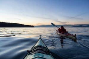 Bass Boat or Kayak
