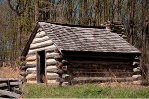 Do Logs Insulate Well