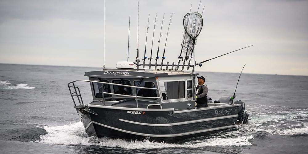 Duckworth Offshore 26'