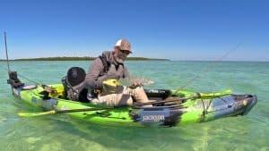 Pontoon Boat or Kayak for Fishing