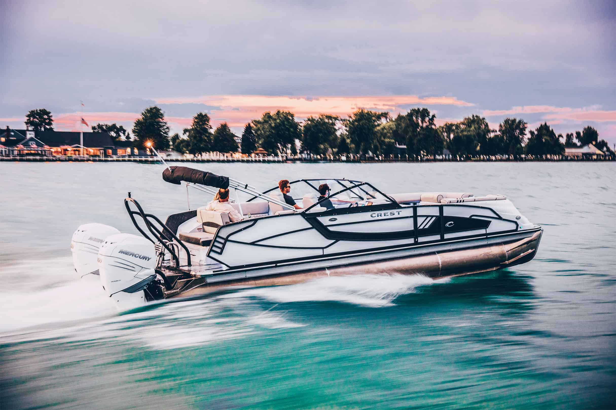 Are Pontoon Boat Pontoons Pressurized or Not