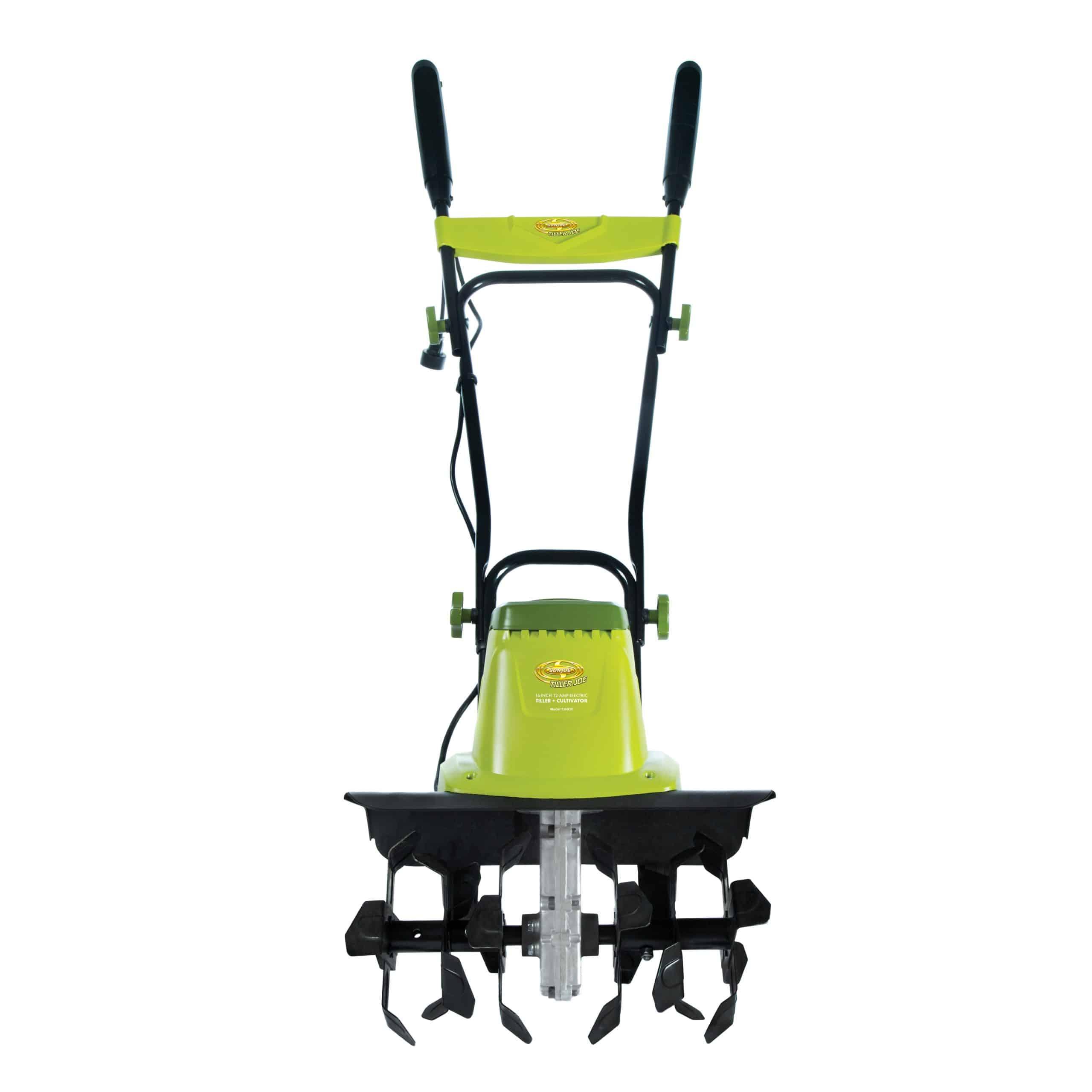 TJ603E Electric Garden Tiller/Cultivator