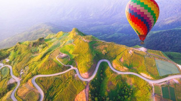 What Is the Average Cost of a Hot Air Balloon Ride