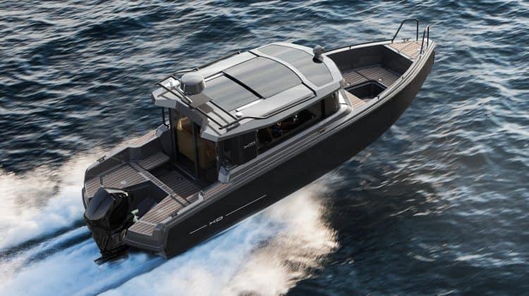 XO 260 Cabin