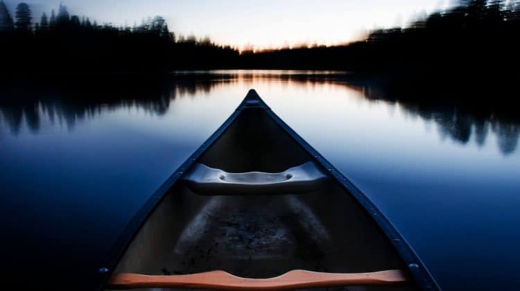 Can You Fit a Canoe With an Outboard