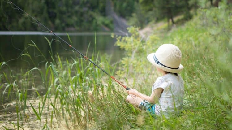 o Kids Require a License for Fishing in Texas