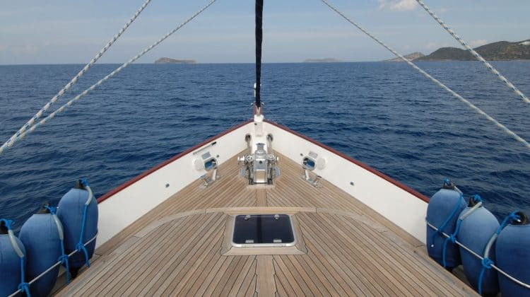 What are Boat Decks Made of