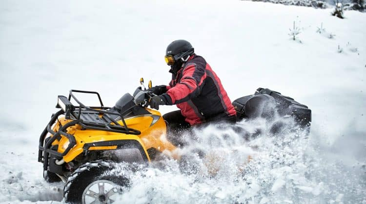 How To Paint ATV Plastics