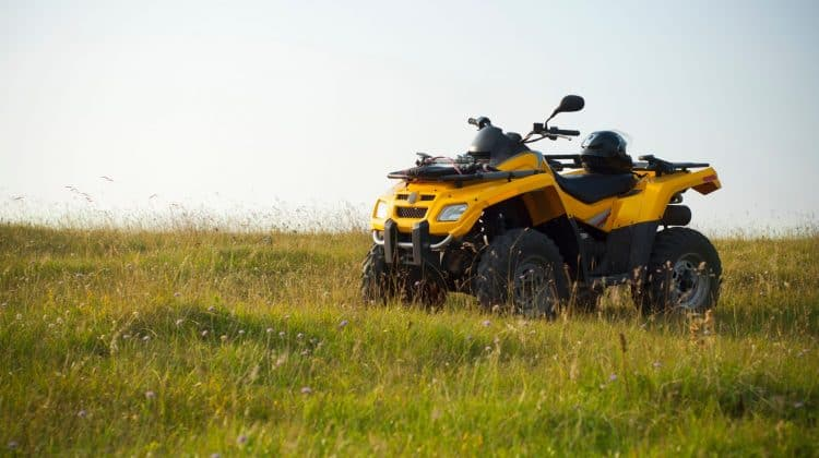 Is It Legal To Drive An ATV On The Road