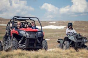UTV or ATV for a Farm