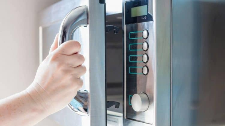 Can You Use A Regular Microwave In An RV