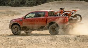 Will a Dirt Bike Fit in a Ford Ranger